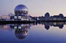 Science World In Vancuver, British Colombia