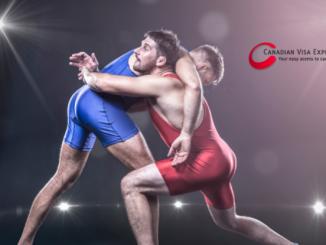 Canadian Visa Expert: Wrestling